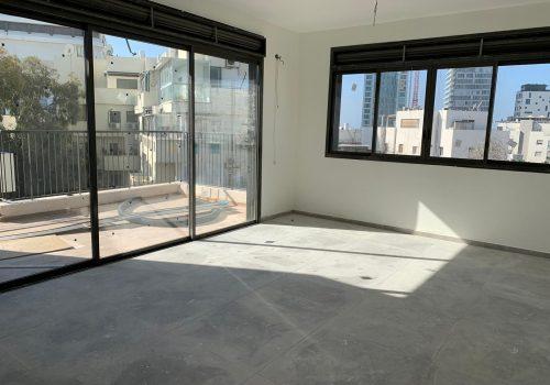 New building at Pinsker 7 Tel Aviv